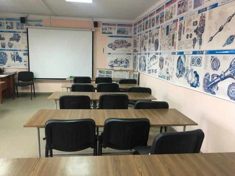 класс учебный