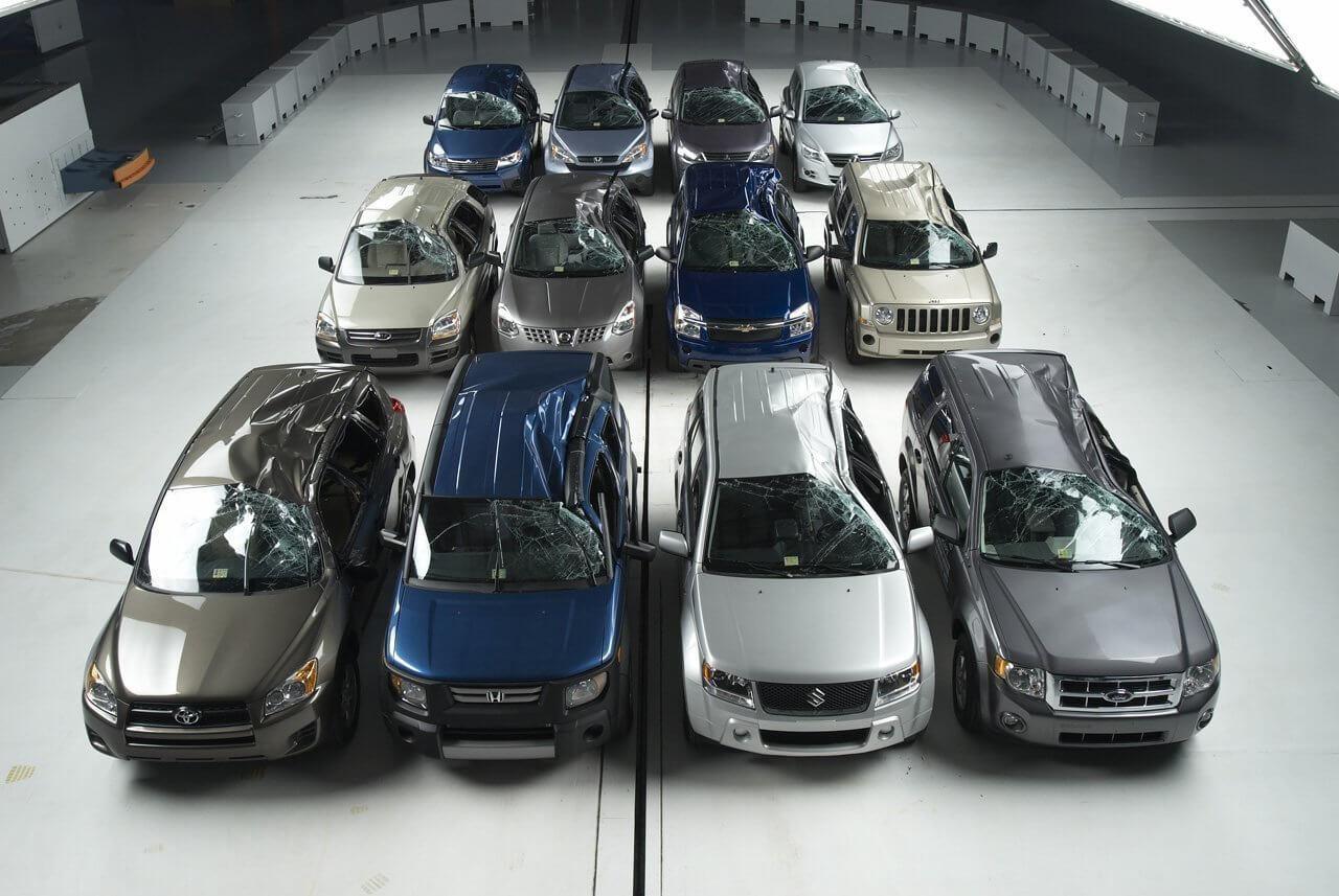 Топ безопасных машин от азиатских производителей